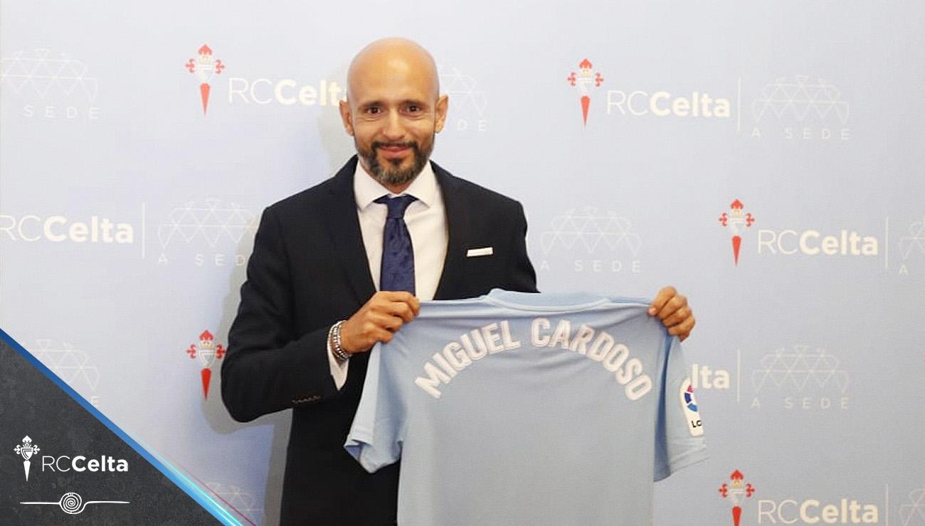 RC Celta – Treinador (2018)