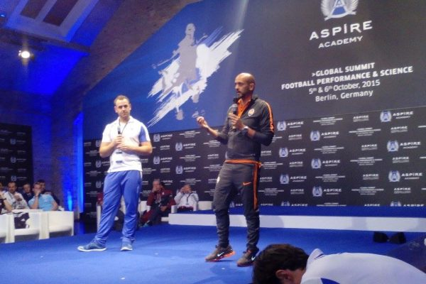 Aspire Summit - Berlim 2015 - Presenting the topic conclusions