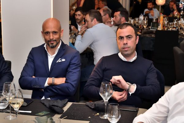 79th Rio Ave Aniversary Dinner - May 10th - With Miguel Ribeiro, Sports Director of Rio Ave FC