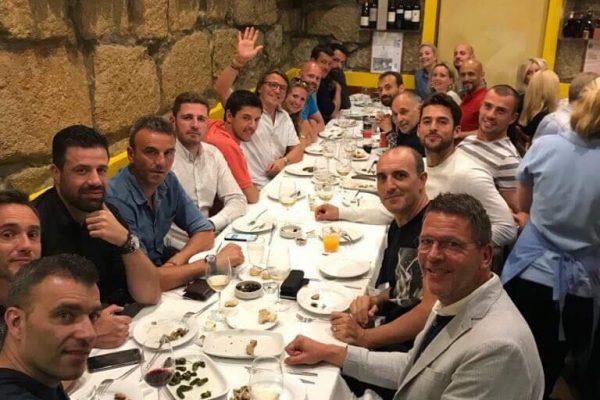 Among GK Coaches - International GK Coaches Congress - Porto - May 2018