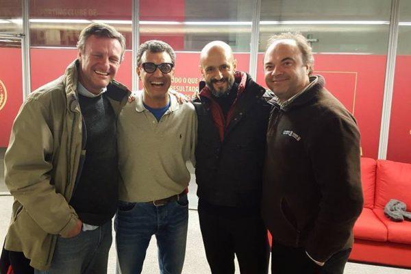 Among friends - Axa Stadion - December 2015