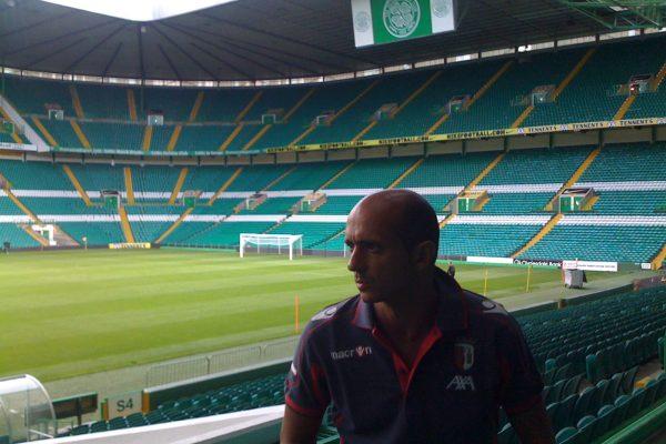 August 2010 - Champions League qualification - Celtic Park
