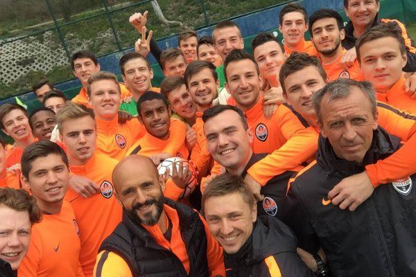 FCSD U21 players - Belek, Turkey, February 2015