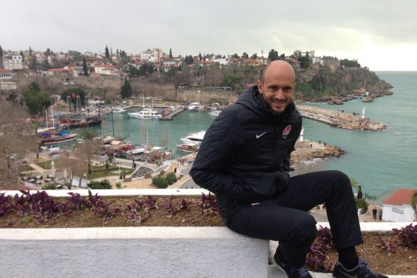 January 2014 - Antalya - Turkey - A little pause in the work - Winter camp - Shakhtar U21