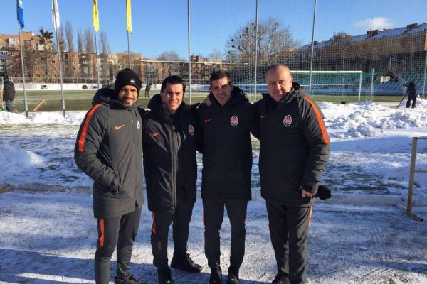 Poltava - Cup Game against FK Poltava - Frozen pitch!!! March 2017