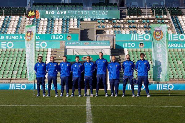 Rio Ave 2017-2018 - Coaching Staff