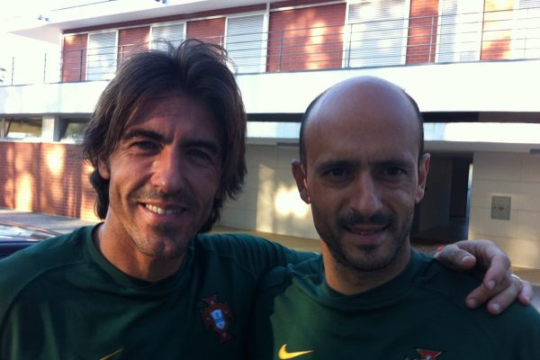 UEFA Pro Licence - With Sá Pinto - June 2011
